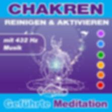 Chakra - Chakrenreinigung und Aktiverung
