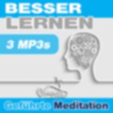 Besser lernen - Geführte Meditation zur Vorbereitung auf Prüfungen, Abitur, Klausuren, Schule und Beruf