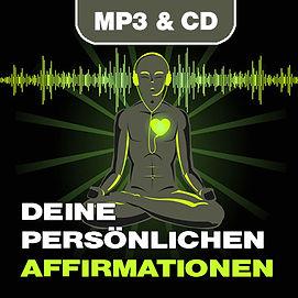 Persönliche Affirmationen auf CD oder MP3