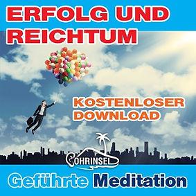 Geführte Meditation Erfolg kostenlos MP3 Download