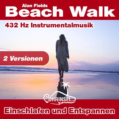Beach Walk 432 HZ Musik