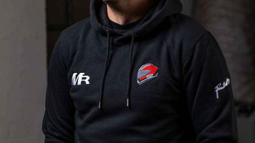 Rutter Embroidered Hoodie