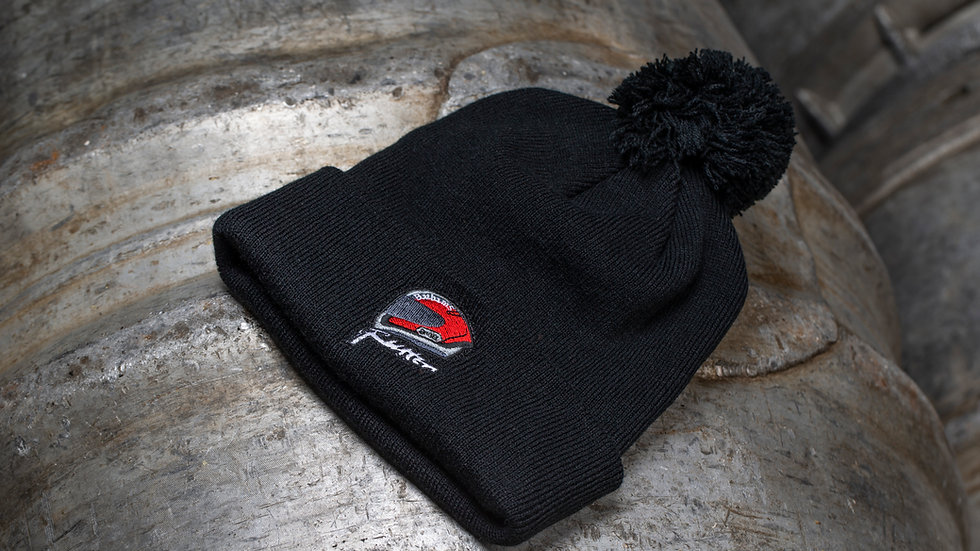 Rutter Embroidered Beanie