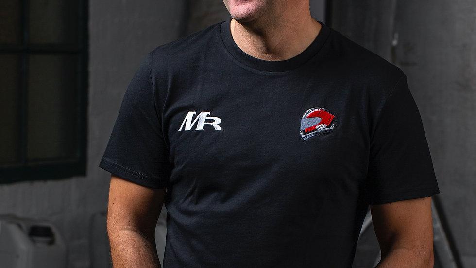 Rutter Embroidered T-Shirt