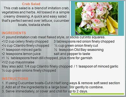 Crab Salad recipe.png
