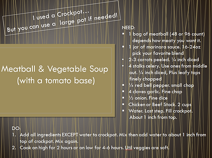 crockpot nmeatball  veggie soup recipe.p