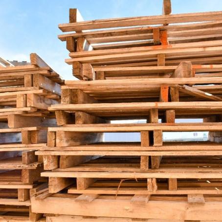 La importancia de reciclar madera de pallet