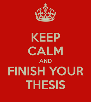 The challenges associated with postgraduate dissertations
