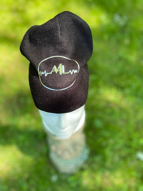 A4L logo Beanie