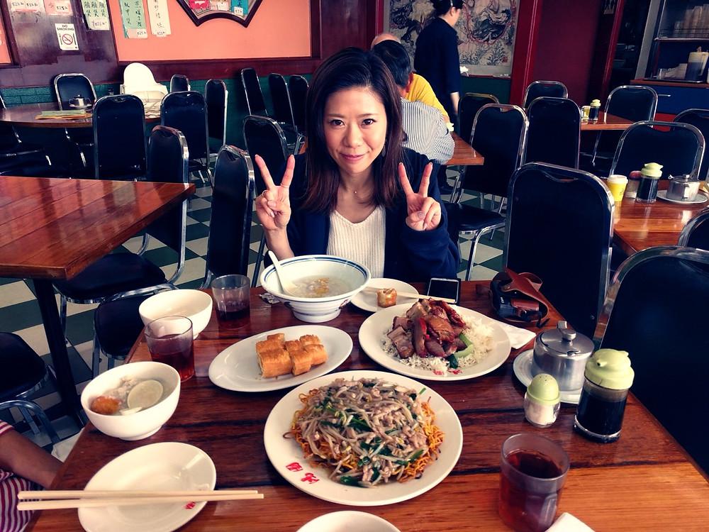 メルボルンで香港料理