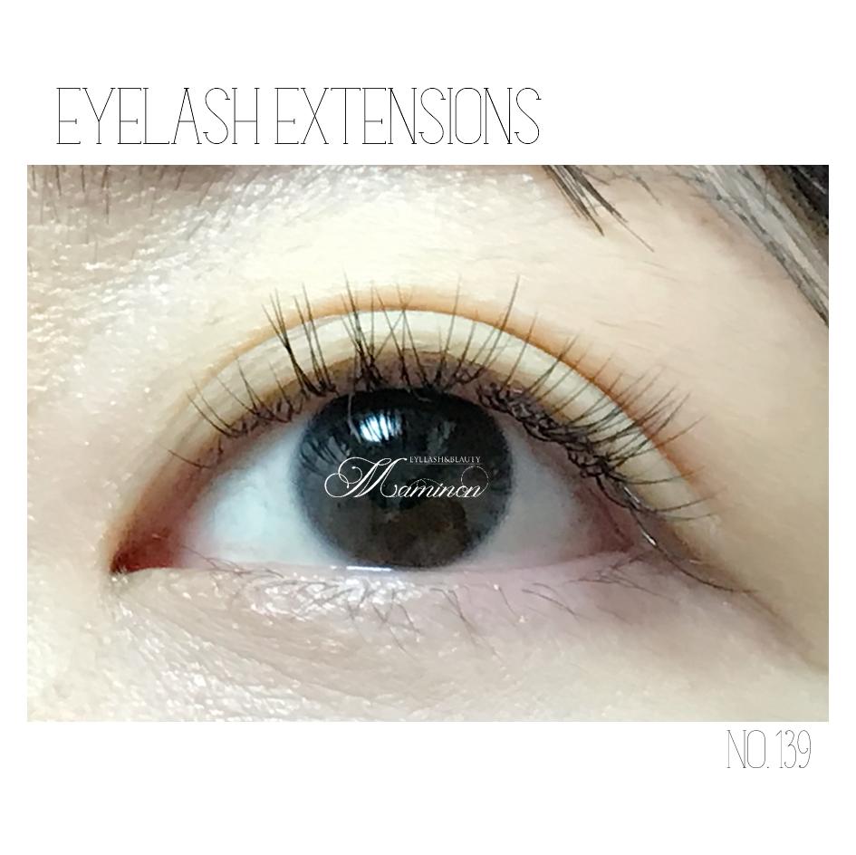 【マツエク】パッチリと綺麗な目に