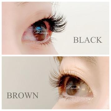 ブラックorブラウン?