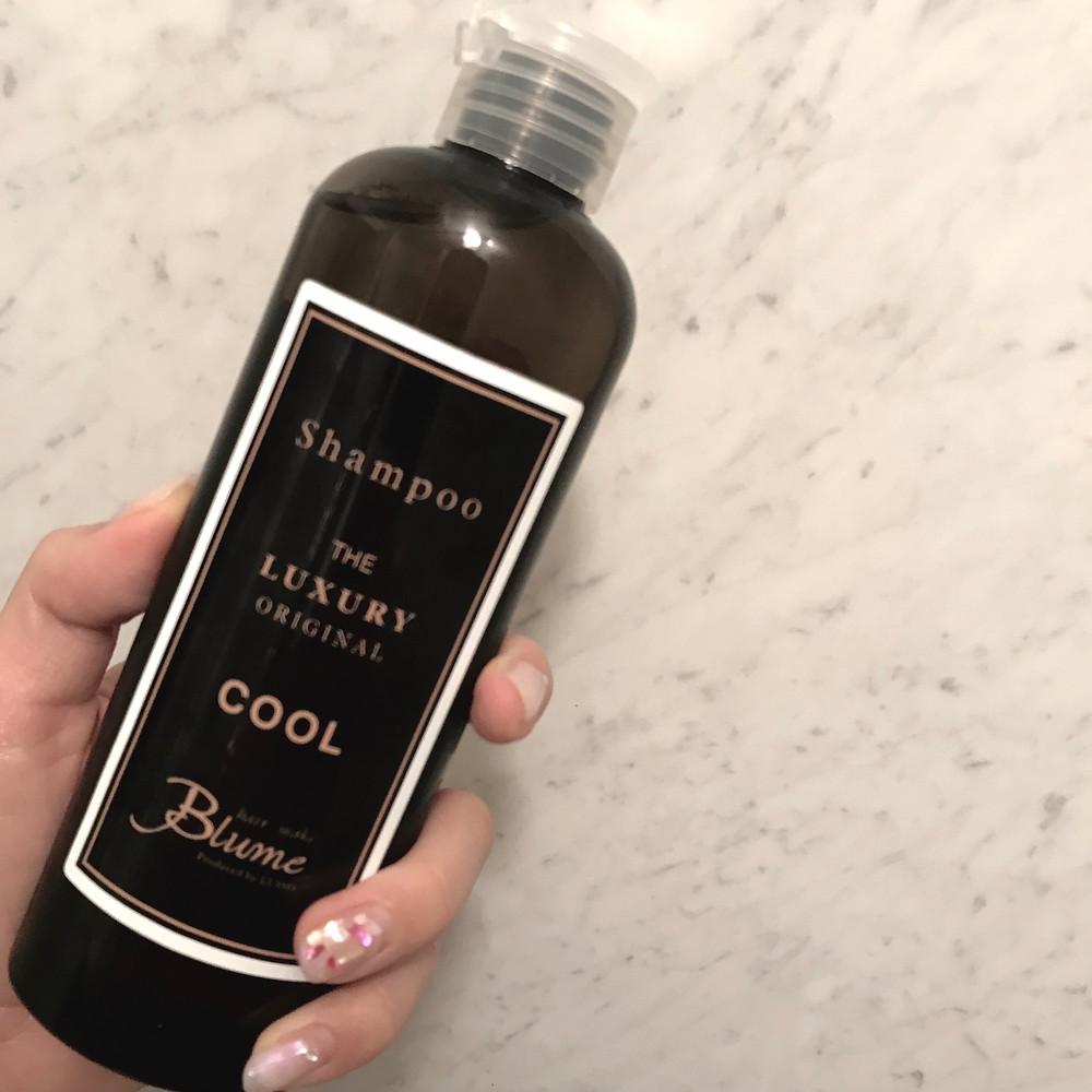 Blume Shampoo 頭皮スースー気持ちいいシャンプー