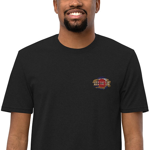 Aesthetic Embroidered Tee