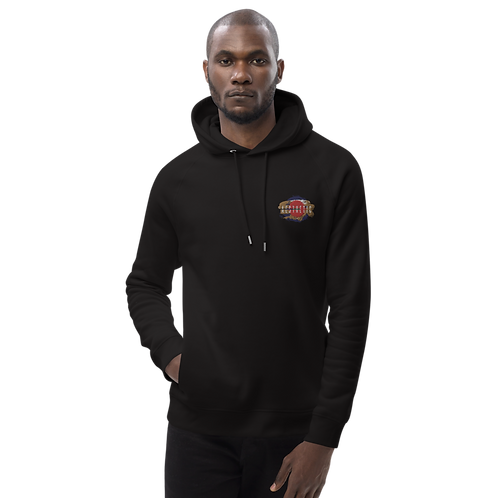 Embroidered Aesthetic Hoodie