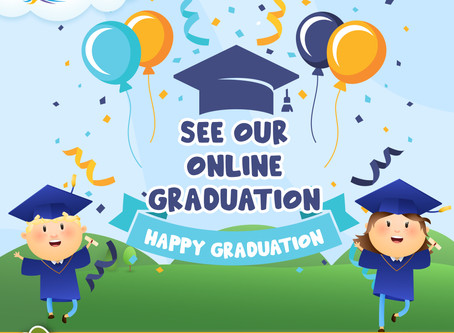 See Our Online Graduation