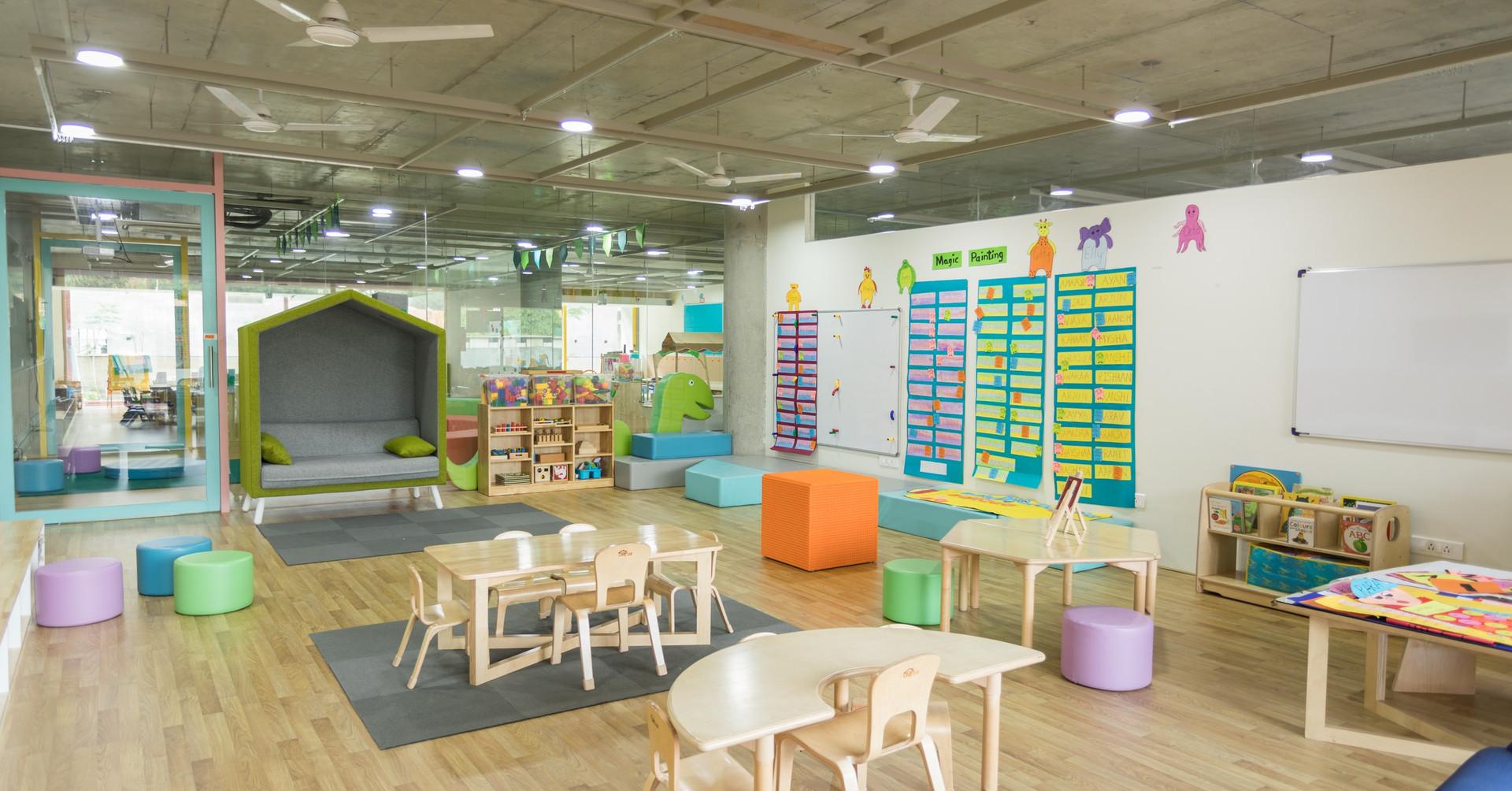 Cozy Classroom