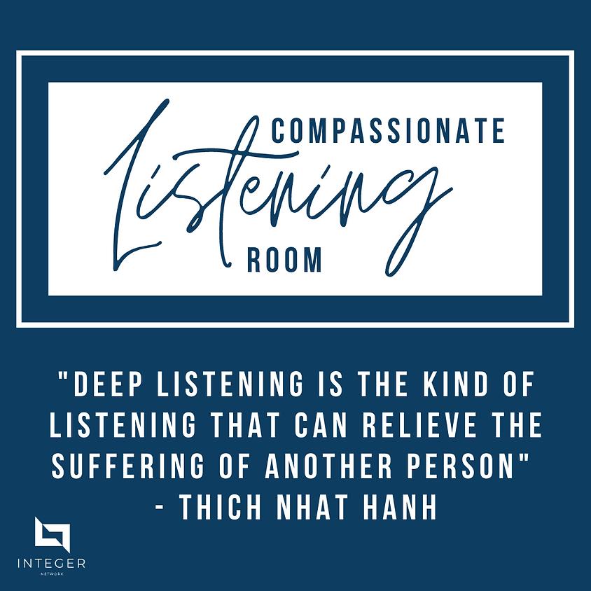 Compassionate Listening Room