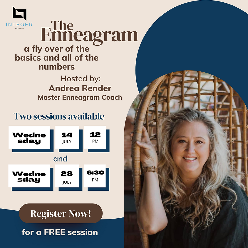 The Enneagram - with Andrea Render