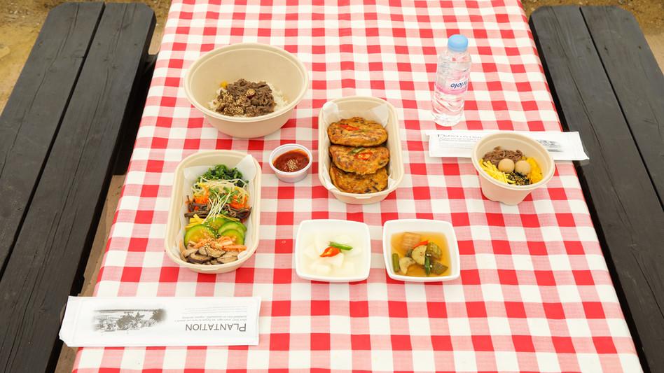 피크닉 비빔밥 풀 세트