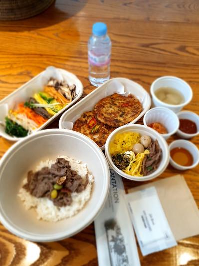 플랜테이션 비빔밥