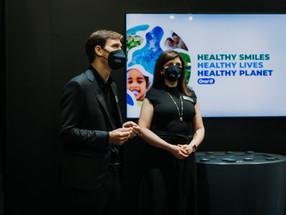 Podczas targów Mobile World Congres 2021, Oral-B zachęca do dbania o higienę jamy ustnej...