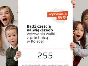 Weź udział w największym stomatologicznym wyzwaniu w Polsce!