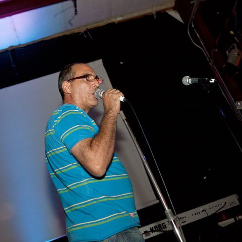 MAYKEL BLANCO Y SU SALSA MAYOR FIRST TIME IN US, TOUR 2011