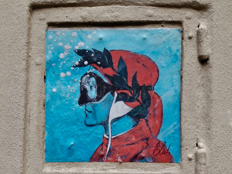 Art and Streets in Europe: second stop, Florence!