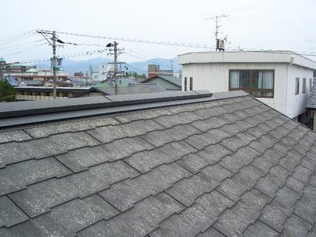 屋根換気トップの固定と劣化状態はどうか
