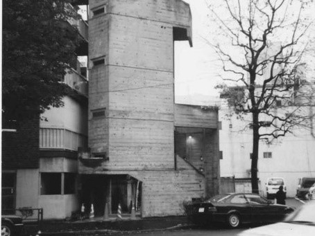 コラム⑥究極の極小住宅「塔の家」