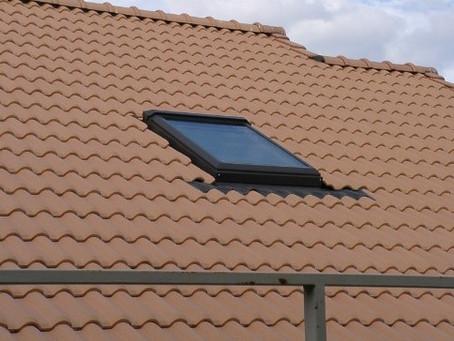 屋根トップライトと屋根材取り合いはどうか