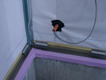 ドクター雨仕舞い 外壁 配管周りの防水