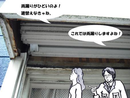 シャッター・雨戸の作動を確認する
