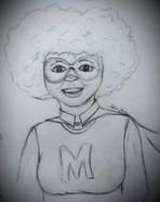 Adia Love Sketches