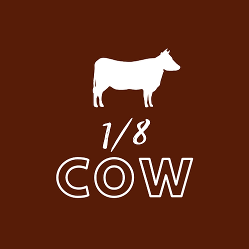 1/8 Cow