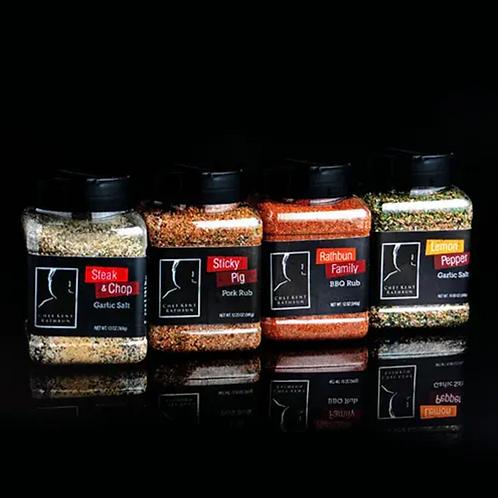 Rathbun – Spice Rub Set