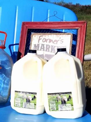 Whole Milk (Gallon and 1/2 Gallon)