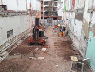 Comenzamos Edificio Soler A4
