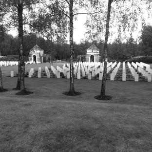 Canadian War Cemetery Holten