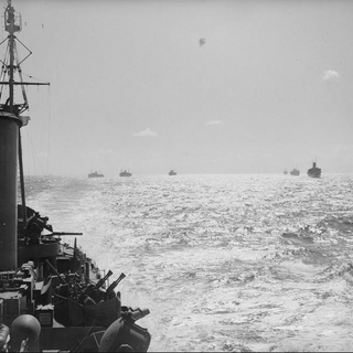 The British response to the German U-boat menace