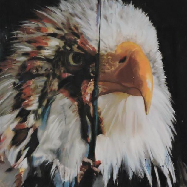 Eagle's Prayer