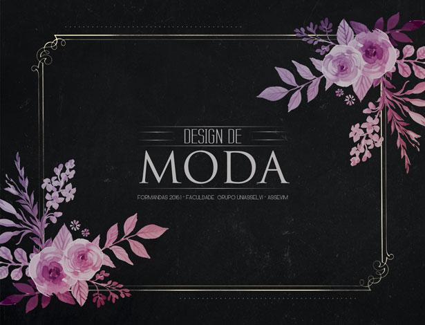 convite MODA