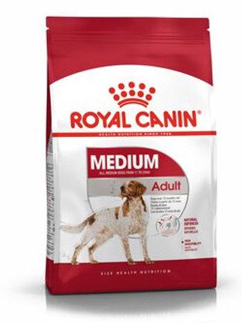 Royal canin chien  medium adult  15kg (ref : 382855)