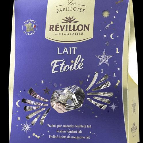 Papillote lait étoile 365g as (ref : x78736)