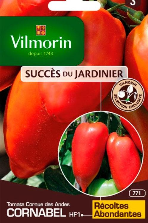 Graine tomate cornabel s.3 vilmorin (ref : w36808)