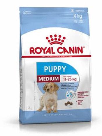 Royal canin medium junior 4kg (ref : 460192)