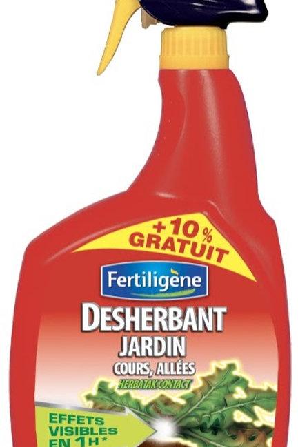 Desherbant spray 990ml Fertiligène (ref : w50759)