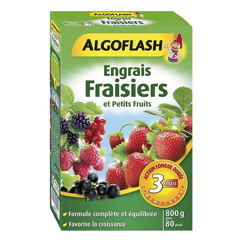 Engrais fraises et petits fruits action prolongée 800g algoflash (Ref : W16815)