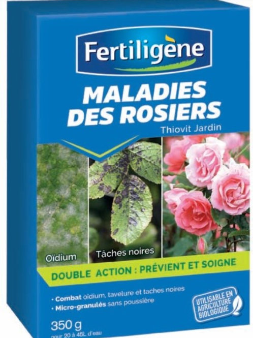 Anti maladies rosiers 350g Fertiligène (ref : x88937)